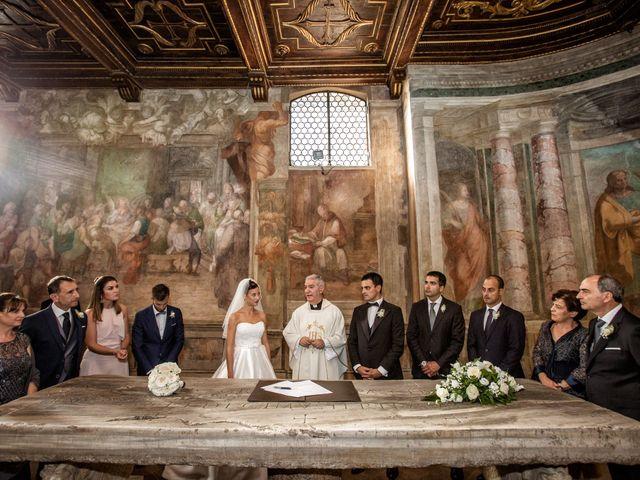 Il matrimonio di Michele e Fulvia a Roma, Roma 32