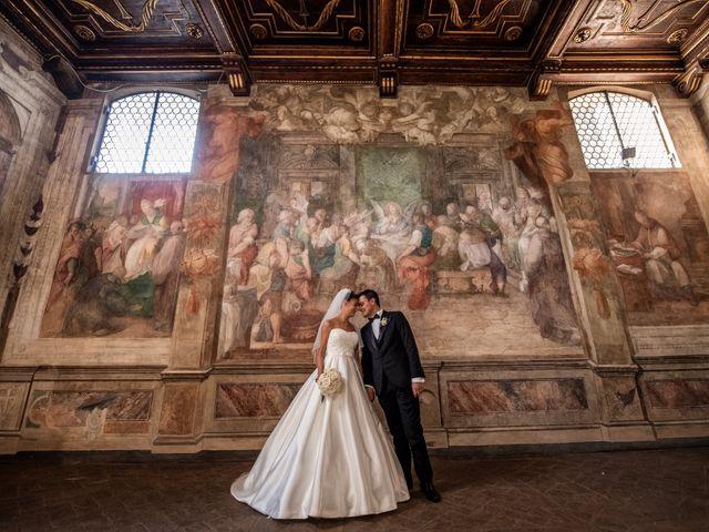 Il matrimonio di Michele e Fulvia a Roma, Roma 33
