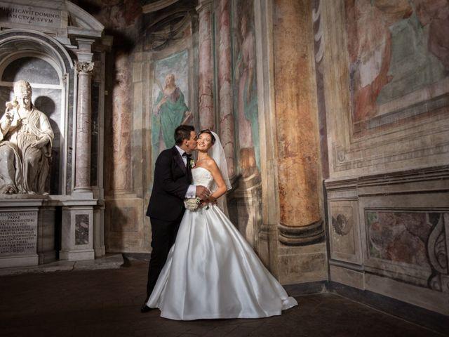 Il matrimonio di Michele e Fulvia a Roma, Roma 34