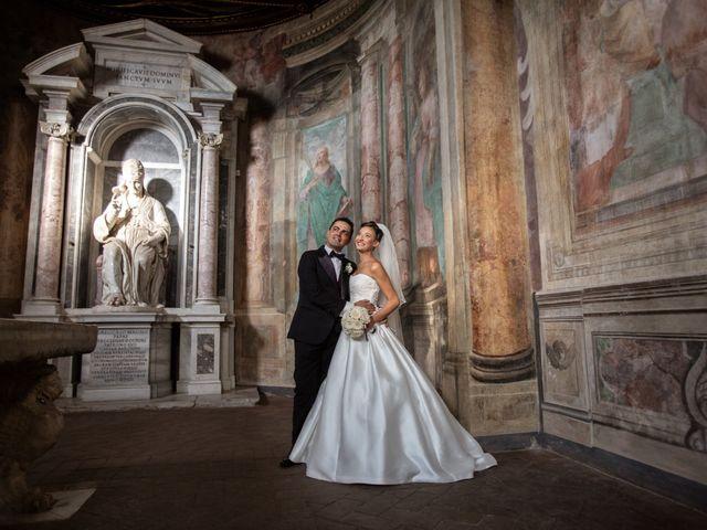 Il matrimonio di Michele e Fulvia a Roma, Roma 35