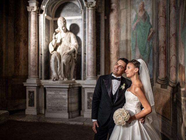 Il matrimonio di Michele e Fulvia a Roma, Roma 36
