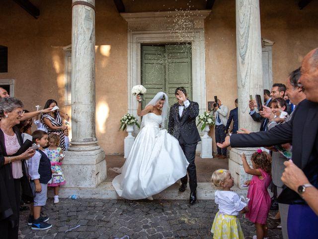 Il matrimonio di Michele e Fulvia a Roma, Roma 37