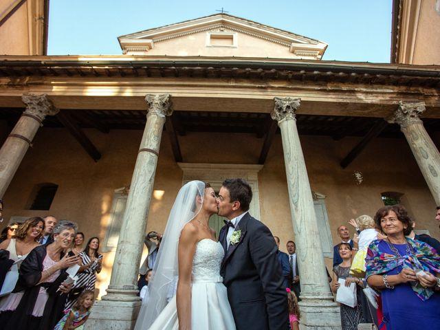 Il matrimonio di Michele e Fulvia a Roma, Roma 38