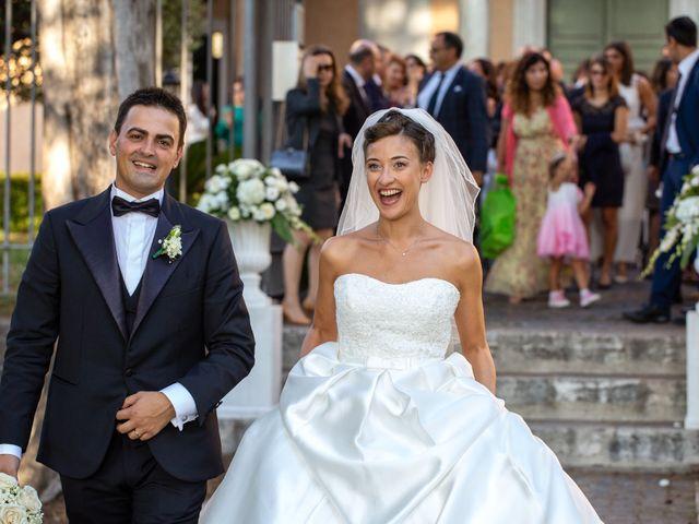 Il matrimonio di Michele e Fulvia a Roma, Roma 39