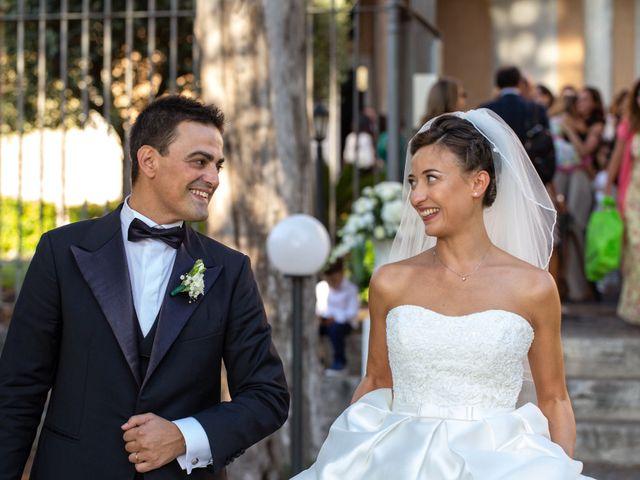 Il matrimonio di Michele e Fulvia a Roma, Roma 40