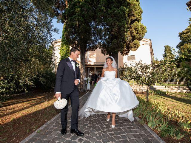 Il matrimonio di Michele e Fulvia a Roma, Roma 41
