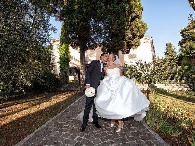 Il matrimonio di Michele e Fulvia a Roma, Roma 42