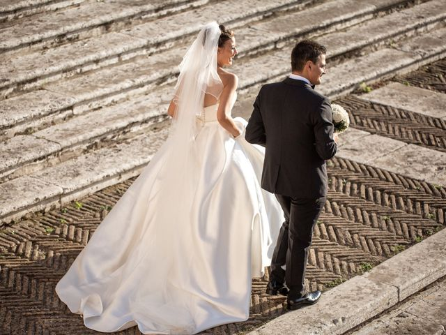 Il matrimonio di Michele e Fulvia a Roma, Roma 43