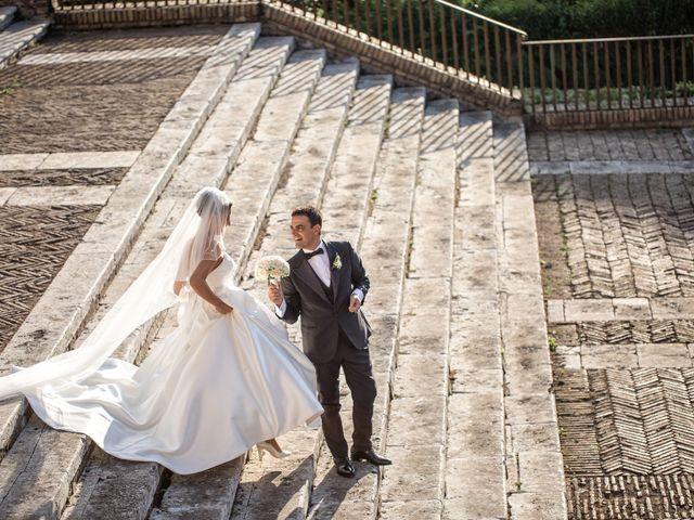 Il matrimonio di Michele e Fulvia a Roma, Roma 44