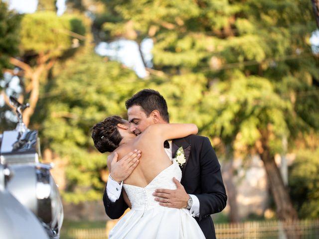 Il matrimonio di Michele e Fulvia a Roma, Roma 49