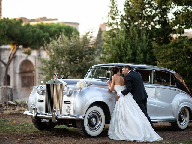 Il matrimonio di Michele e Fulvia a Roma, Roma 53