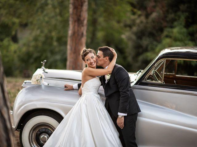 Il matrimonio di Michele e Fulvia a Roma, Roma 55
