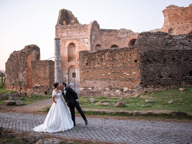 Il matrimonio di Michele e Fulvia a Roma, Roma 59
