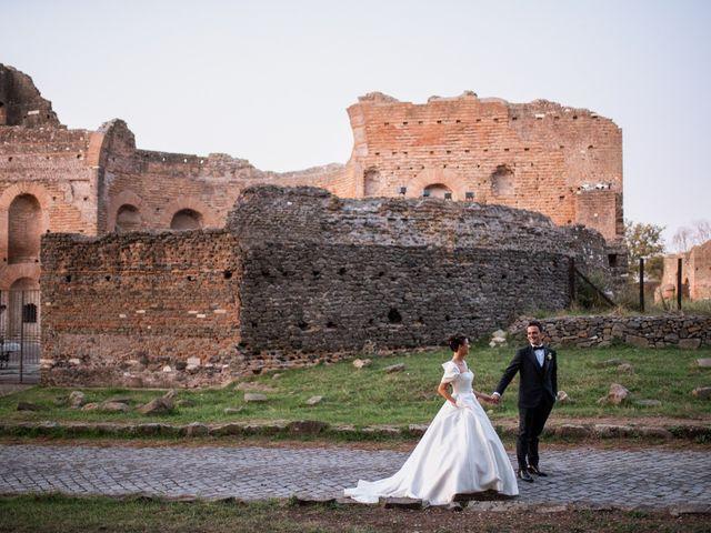 Il matrimonio di Michele e Fulvia a Roma, Roma 60