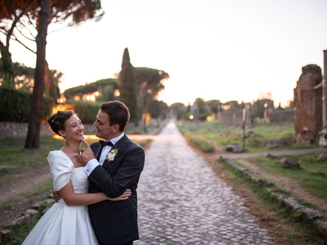 Il matrimonio di Michele e Fulvia a Roma, Roma 61