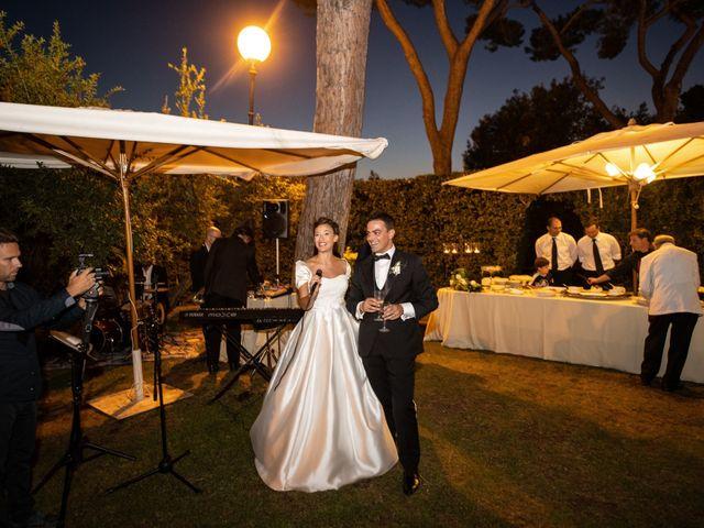 Il matrimonio di Michele e Fulvia a Roma, Roma 71