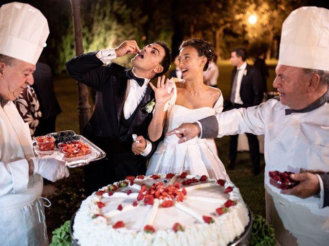 Il matrimonio di Michele e Fulvia a Roma, Roma 84