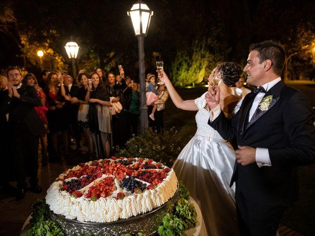 Il matrimonio di Michele e Fulvia a Roma, Roma 85