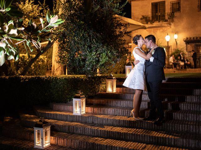 Il matrimonio di Michele e Fulvia a Roma, Roma 92