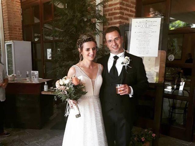 Le nozze di Elisabetta e Manuel