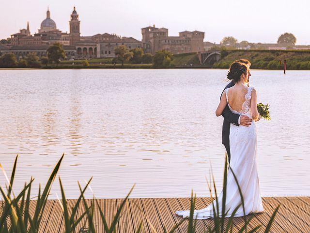 Il matrimonio di Simone e Gloria a Castellucchio, Mantova 4