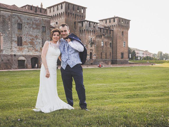 Il matrimonio di Simone e Gloria a Castellucchio, Mantova 10