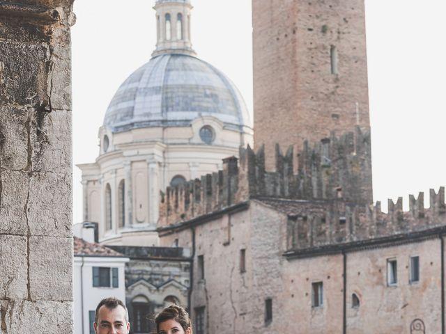 Il matrimonio di Simone e Gloria a Castellucchio, Mantova 12