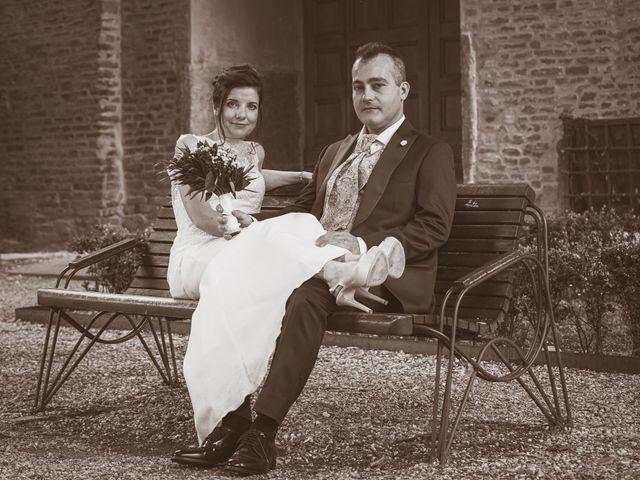 Il matrimonio di Simone e Gloria a Castellucchio, Mantova 13