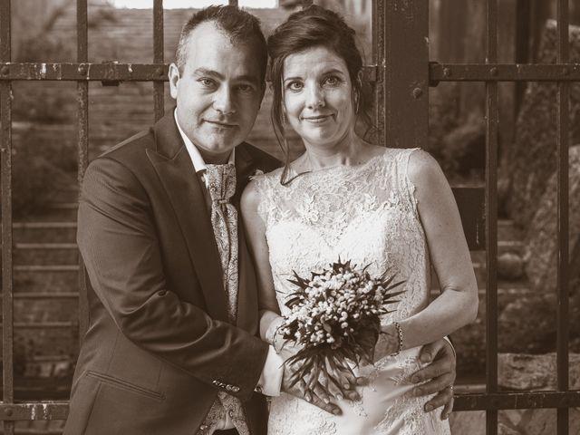 Il matrimonio di Simone e Gloria a Castellucchio, Mantova 14