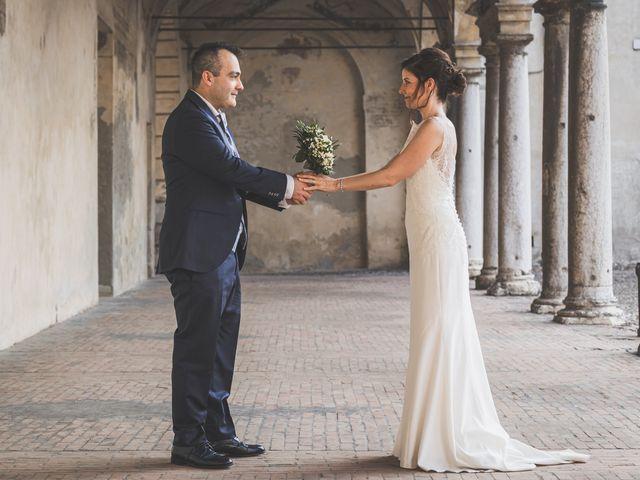 Il matrimonio di Simone e Gloria a Castellucchio, Mantova 2