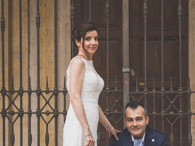 Il matrimonio di Simone e Gloria a Castellucchio, Mantova 15