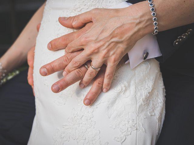 Il matrimonio di Simone e Gloria a Castellucchio, Mantova 16