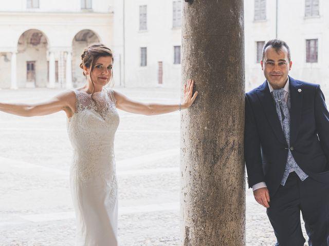 Il matrimonio di Simone e Gloria a Castellucchio, Mantova 18