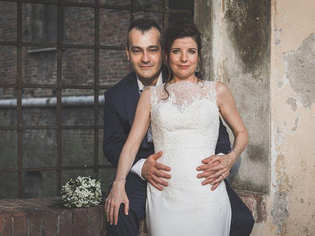 Il matrimonio di Simone e Gloria a Castellucchio, Mantova 19