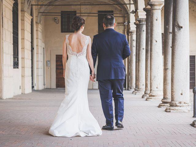 Il matrimonio di Simone e Gloria a Castellucchio, Mantova 20