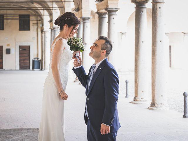 Il matrimonio di Simone e Gloria a Castellucchio, Mantova 21