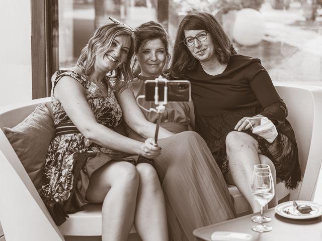 Il matrimonio di Simone e Gloria a Castellucchio, Mantova 22