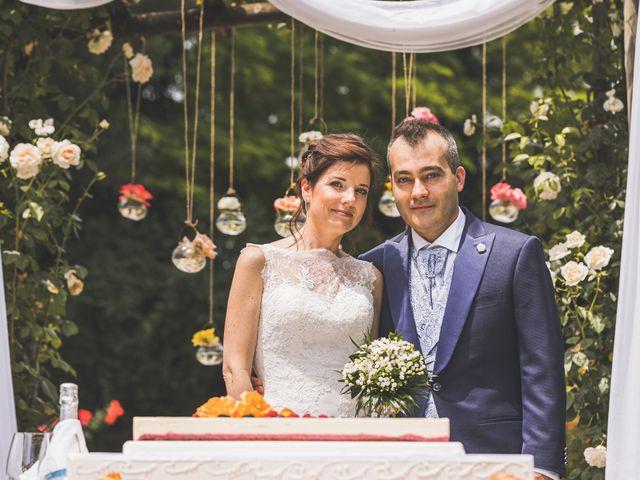 Il matrimonio di Simone e Gloria a Castellucchio, Mantova 36