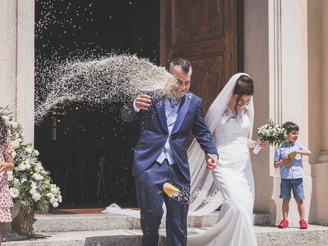 Il matrimonio di Simone e Gloria a Castellucchio, Mantova 42