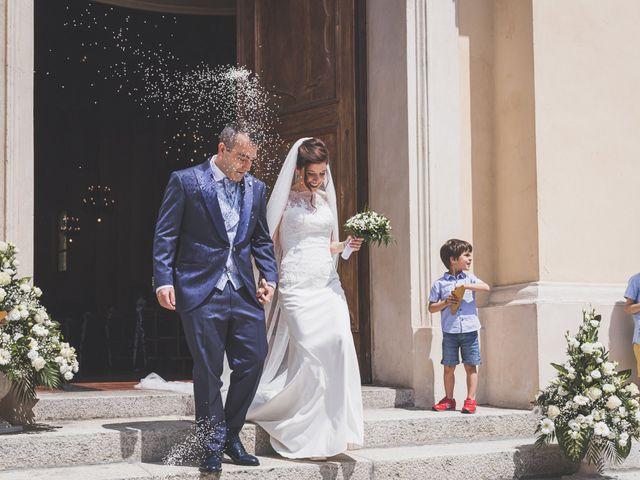 Il matrimonio di Simone e Gloria a Castellucchio, Mantova 43