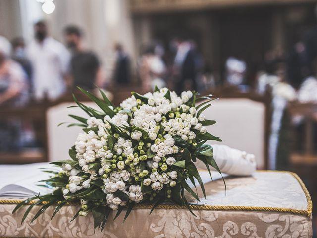 Il matrimonio di Simone e Gloria a Castellucchio, Mantova 44
