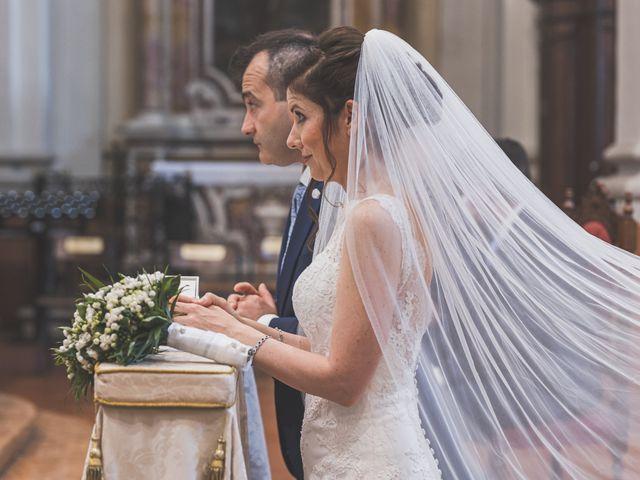 Il matrimonio di Simone e Gloria a Castellucchio, Mantova 46