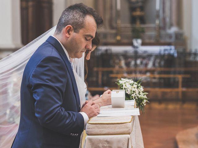 Il matrimonio di Simone e Gloria a Castellucchio, Mantova 47