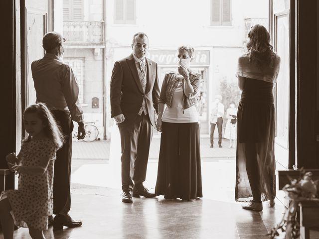 Il matrimonio di Simone e Gloria a Castellucchio, Mantova 53
