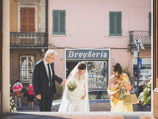 Il matrimonio di Simone e Gloria a Castellucchio, Mantova 54