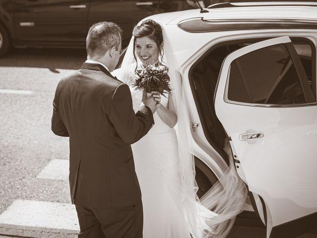 Il matrimonio di Simone e Gloria a Castellucchio, Mantova 56
