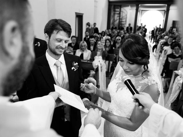 Il matrimonio di Fabio e Izabel a Catanzaro, Catanzaro 33