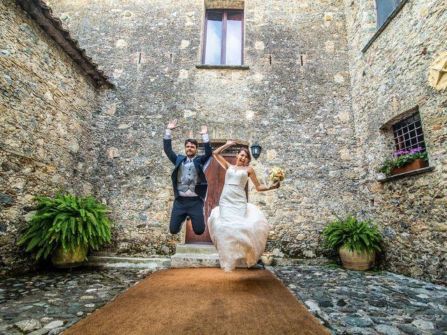 Il matrimonio di Fabio e Izabel a Catanzaro, Catanzaro 47