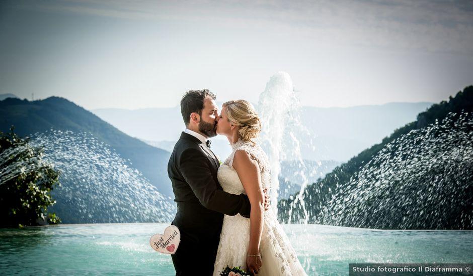 Il matrimonio di Rocco e Daniela a Ruoti, Potenza