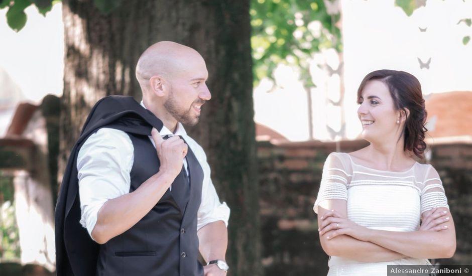 Il matrimonio di Alessio e Natalie a San Martino dall'Argine, Mantova